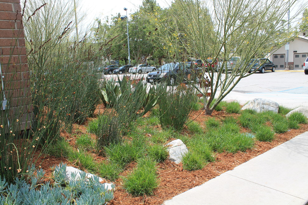 Covina Police Department for Traditional Spaces with Modern Meadows