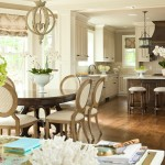 Covington Electric for Traditional Kitchen with Bar Stools