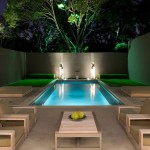 Craftmaster Furniture for Contemporary Pool with Wood Framed Armchairs