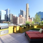 Craigslist Chicago Furniture for Modern Patio with Roof Terrace
