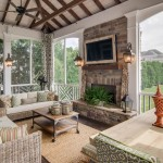 Craigslist Nashville Furniture for Traditional Porch with Wall Mounted Tv