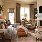 Crate and Barrel Customer Service for Beach Style Family Room with Stone Fireplace