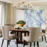Crate and Barrel Customer Service for Transitional Dining Room with Klismos Dining Chair