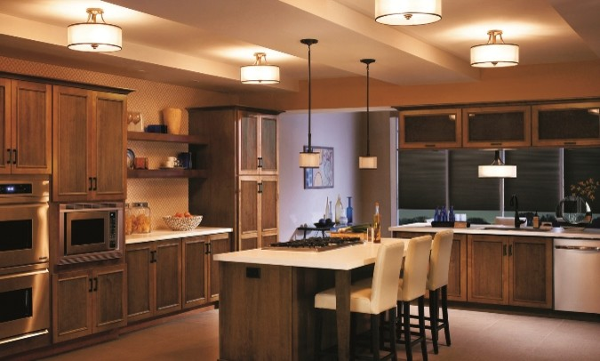 Crescent Electric Supply Company for Contemporary Spaces with Ceiling Lighting