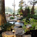 Crooked Creek Golf Course for Traditional Landscape with Pond