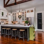 Csl Lighting for Traditional Kitchen with Glass Cabinets
