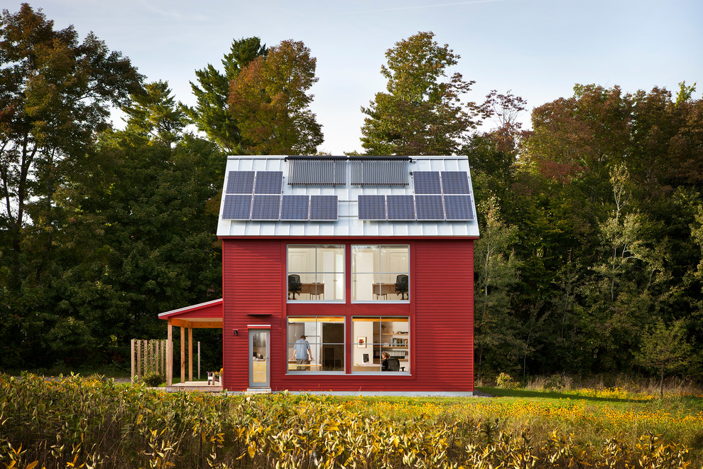 Cudd Energy Services for Contemporary Exterior with 1500 Sq Ft
