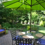 Dania Furniture Portland for Traditional Patio with Metal Patio Furniture