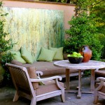 Dania Furniture Portland for Traditional Patio with Outdoor Dining