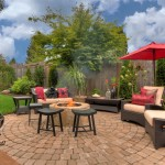 Dania Furniture Portland for Traditional Patio with Wicker Furniture