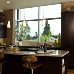 Dania Portland for Contemporary Kitchen with Canisters