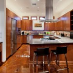 Dania Portland for Contemporary Kitchen with Clerestory Window