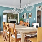 Dania Portland for Eclectic Dining Room with Farmhouse Dining Table