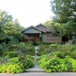 David Weekley Homes Houston for Craftsman Landscape with Wood Entry
