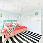 Davids Furniture for Beach Style Bedroom with Ceiling Fan