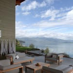 Davids Furniture for Modern Patio with Beach House