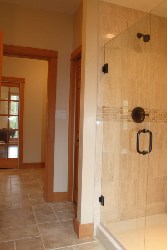 Deasy Penner for Traditional Bathroom with Shower