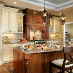 Decora Cabinets for Traditional Kitchen with Glass Cabinet Door
