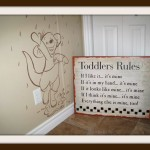 Dees Nursery for Contemporary Kids with Beige