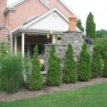 Dees Nursery for Traditional Landscape with Patio
