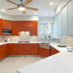 Delta Faucet Warranty for Contemporary Kitchen with Aluminum Framed Doors