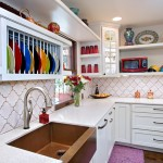 Delta Faucet Warranty for Eclectic Kitchen with Hammered Copper Sink