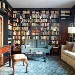 Delv for Eclectic Family Room with Wall Lighting