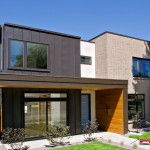 Denver Infill for Contemporary Exterior with Carl Koelbel