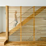 Denver Infill for Contemporary Staircase with Denver Urban Infill