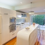 Devco for Modern Kitchen with Flat Panel Cabinets