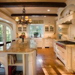 Discover Marble and Granite for Traditional Kitchen with Marble Counter