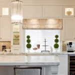 Discover Marble and Granite for Victorian Kitchen with White Painted Cabinets