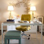 Domicile Furniture for Shabby Chic Style Home Office with Desktop