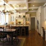 Dominion Electric Va for Traditional Kitchen with Shellburn Buff