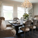 Dovetail Furniture for Beach Style Dining Room with Beach Style
