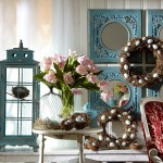 Dovetail Furniture for Eclectic Spaces with Home Accessories