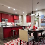Downeast Furniture for Contemporary Kitchen with White Molding
