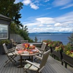 Dox Furniture for Beach Style Deck with Coastal