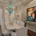 Dr Horton Tampa for Transitional Dining Room with Credenza