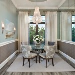 Dr Horton Tampa for Transitional Dining Room with Soothing Color Palettes