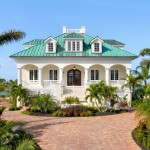 Dryvit for Tropical Exterior with Front Door