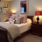 Duvet Definition for Beach Style Bedroom with Drapes