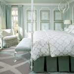 Duvet Definition for Traditional Bedroom with Upholstered Bench