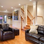 Dykes Lumber for Traditional Basement with Traditional