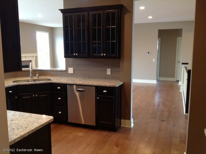 Eastbrook Homes for Traditional Kitchen with Beautiful