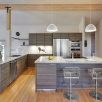 El Dorado Hills Theater for Contemporary Kitchen with Poggenpohl Cabinetry