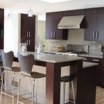 Elan Lighting for Contemporary Kitchen with Breakfast Bar