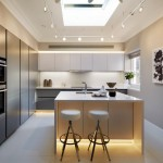 Elan Lighting for Contemporary Kitchen with Open Plan Kitchen Diner