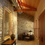 Elco Lighting for Contemporary Entry with Hallway