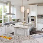 Elco Lighting for Traditional Kitchen with Undercount Sink